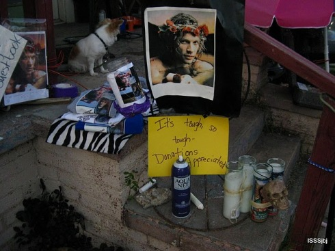 Jon Bon Jovi Shrine New Orleans